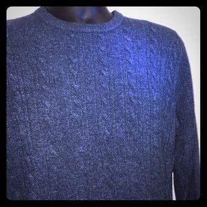 Beautiful blue sweater